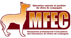 LOGO MFEC - Coach en éducation canine positive et comportement canin
