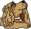 puce chien interrogatif 100x95 - L'anxiété de séparation